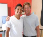 Jesus with Dr Jeff Astroth, DDS.