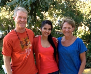 Bill & Jane with Jessica
